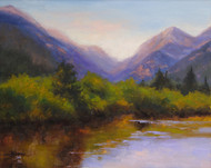 """Fall River Brush"" by Terri Sanchez  16x20"