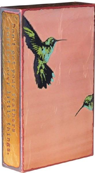 """Wing It"" by Houston Llew"