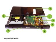 Panasonic DMP-BDT210 Parts