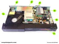 Panasonic SA-BTT350 BD VXY2119,RJBX3450A ,RJBX0661BA,RTBX0662AD,RJBX0662AA