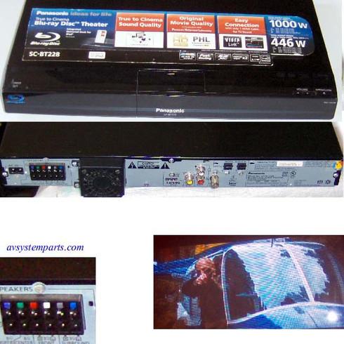 Panasonic Sa-BT228