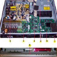 Samsung HT-BD2ET parts