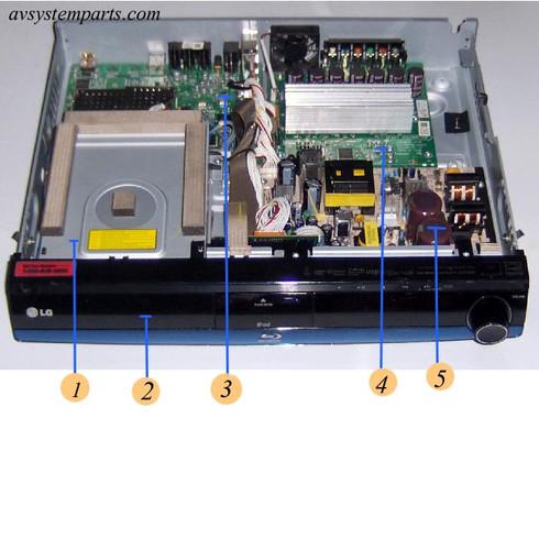 LG LHB953 parts