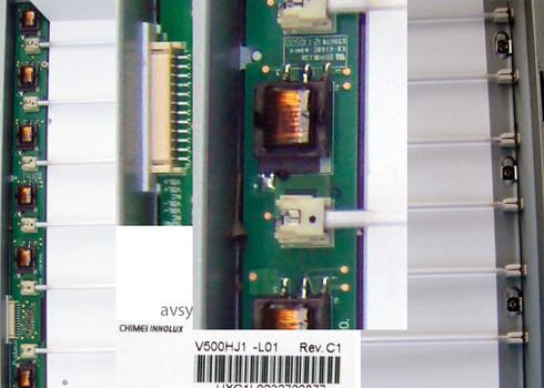Chimai Innolux V500HJ1-P01 Back Light