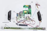 TV Element ELEFW401A Parts