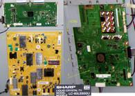 TV Sharp LC-60LE650U Power Board