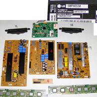 LG Plasma TV 60PN6550 parts