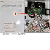 Paradox 12ADT Power Box