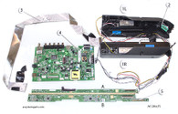 JVC TV EM32TS parts