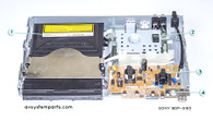 Sony BDP-S185 Parts