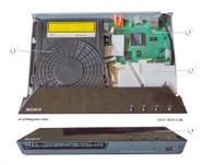 Sony BDP-S1100,BDP-S3100 Parts