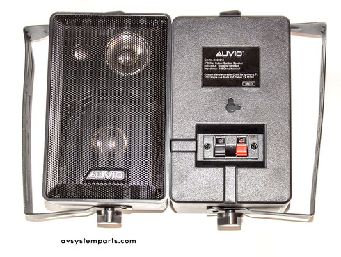 "AUVIO 4"" 3 Way Speaakers"