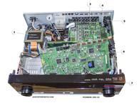 Pioneer VSX-31 Parts