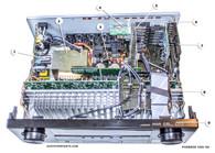 Pioneer VSX-50 Parts
