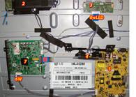 LG 50LA6200 Parts