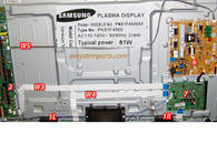 SAMSUNG PN51F4500AF PARTS