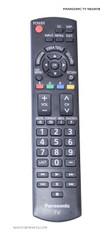 PANASONIC TV REMOTE CONTROL N2QAYB000321