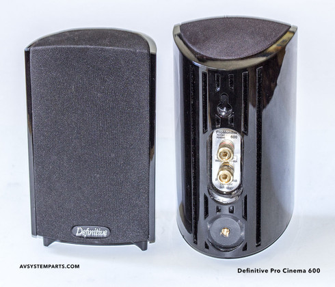 DEFINITIVE ProMonitor 600
