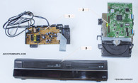 Toshiba DVR-620KU Parts