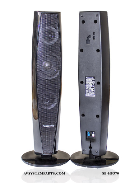Panasonic SB-HF370 Speakers