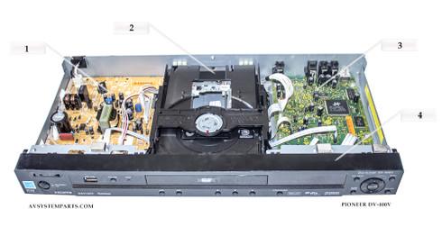 Pioneer DVD-400v-k