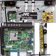 TV JVC SP55M-C Parts