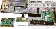 TV Changhong LED50YC2000UA Parts