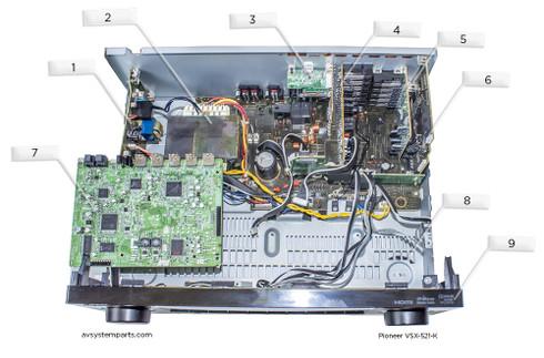 Pioneer vsx-521k