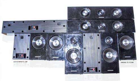 Samsung HT-C5500 Speakers