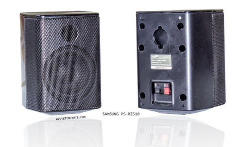 Samsung RZ510 Speakers
