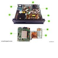 Sony HBD-E570 Parts