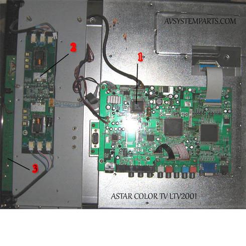 ASTAR TV Parts