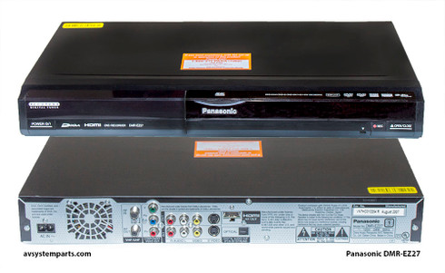 Panasonic DMR-EZ27 Player