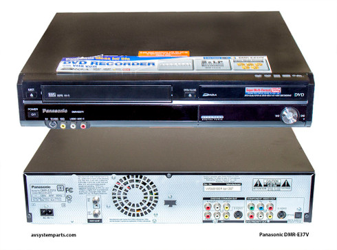 Panasonic DMR-EZ37V Player