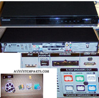 Samsung HT-D550/za 5.1Ch 1000w DVD Home Theater player