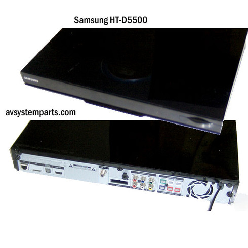 Samsung HT-D5500 Player