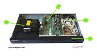 Samsung HT-F4500 Parts.