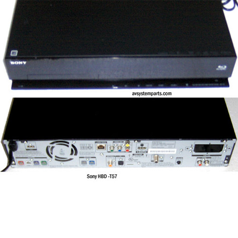 Sony HBD-T57 BD Player