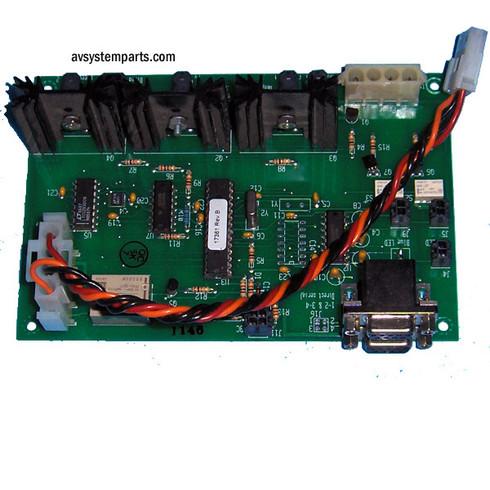 Edge System Hydraderm PCB P/n16250