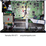 Yamaha RX-V671 parts