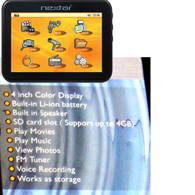 Nextar K40 Portable Player