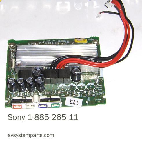 Sony Amplifier P/N 1-885-265-11