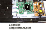 LG BX585,BD570 Player parts