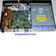 PHILIPS BDP3306/F7