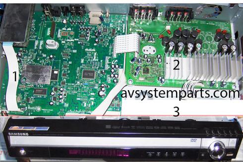Samsung HT-Q45 parts