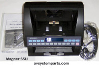 Magner 65U  Money Banknote counter machine