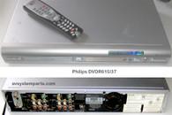 Philips dvdr-615/37
