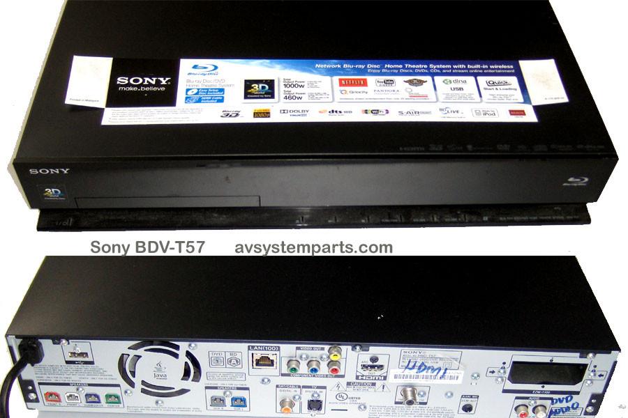 BDV-E580 BDVE570 BDVE580 OEM Sony FM Antenna Originally Shipped With BDVE500W BDV-E500W BDV-E570