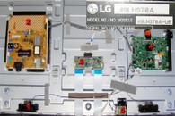 TV LG 49LH570A Parts