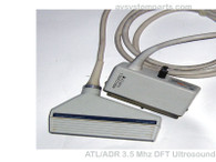Philips/ATL/ADR 3.5 MHZ DFT Ultrasound Scanhead for Ultramark 4 Plus